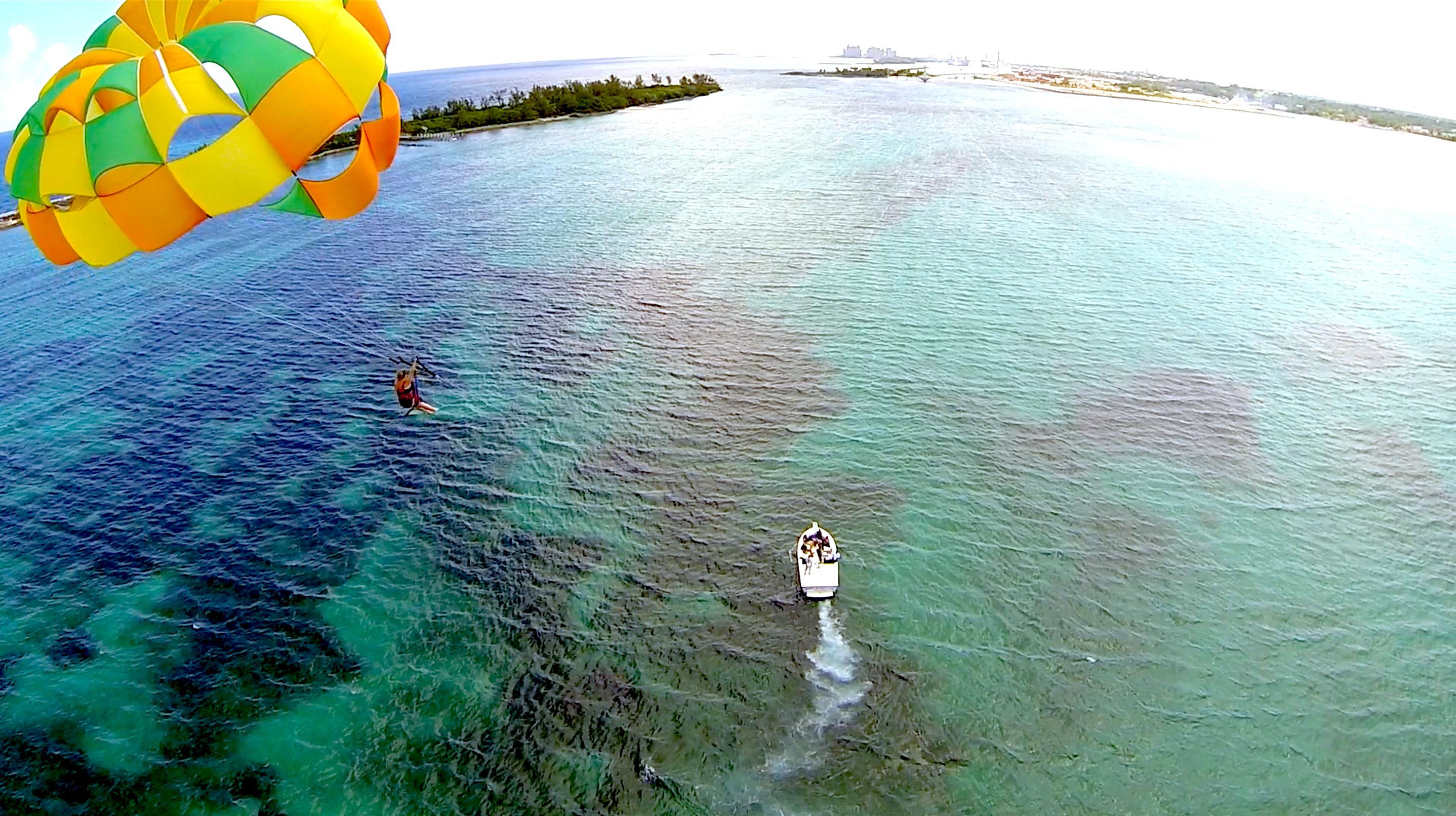 High Flight Parasailing in Miami