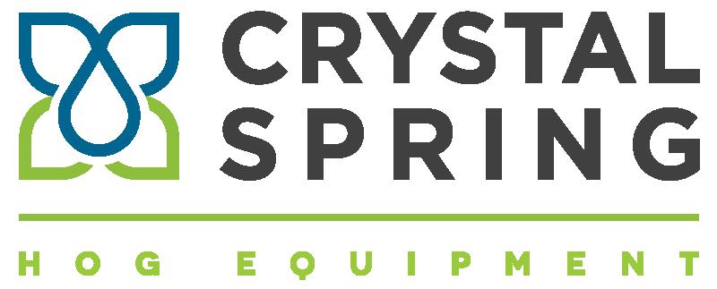 Crystal Spring Hog Equipment Full Logo