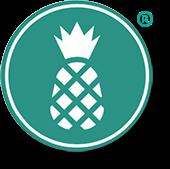 Bolay restaurant Pineapple logo