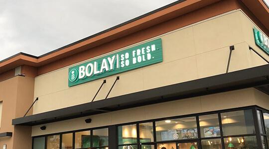 Bolay - Gainesville, FL