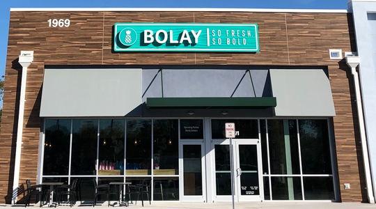 Bolay - Winter Park, FL