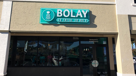 Bolay - South Boca Raton, FL