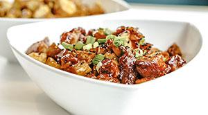 thai shrimp protein at bolay restaurants