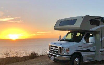 RV'ING AROUND NORTHERN CALIFORNIA- WEEK 1