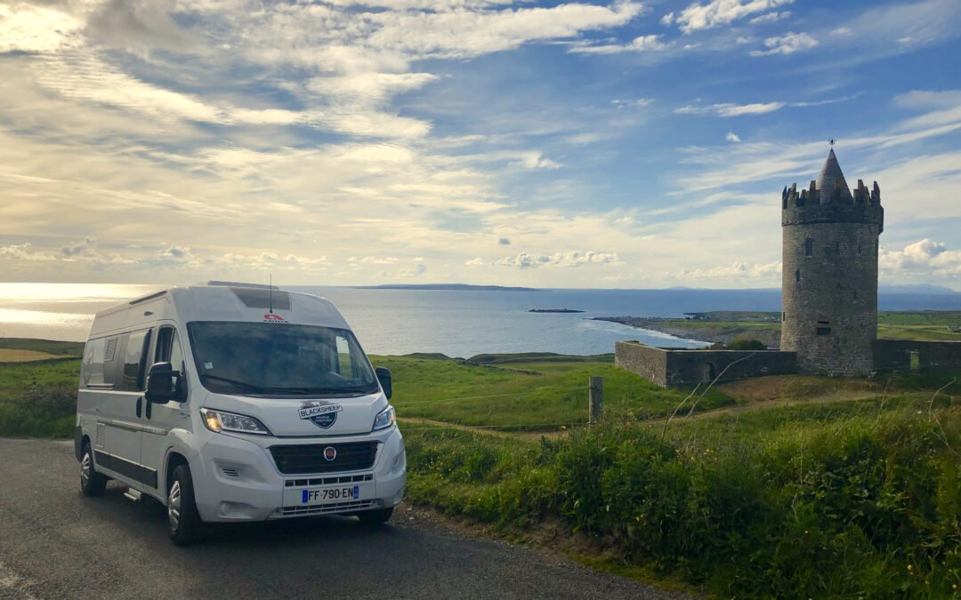 7-Day Campervan Itinerary For Ireland