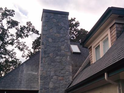 Basalt Chimney