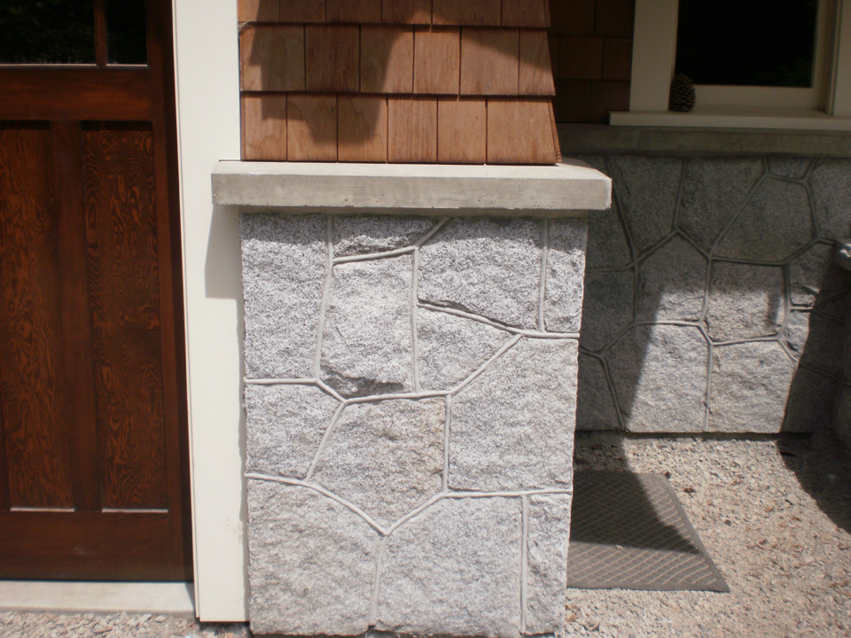Granite Facing