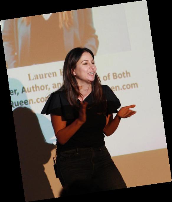 Book Lauren Berger