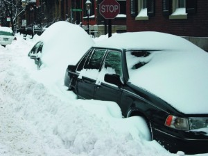 Dockside_Car-parked-in-snow-plowed-in