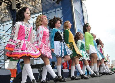 Dockside_Festival Dancing at Irish American Festival
