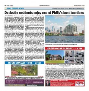 Dockside Summer PR_DelCo Times_July 2014
