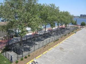 Dockside_Penn's Landing Dog Park