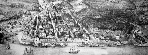 Dockside_historic Philadelphia waterfront