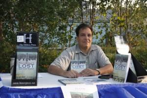Harry Kyriakodis & his new book