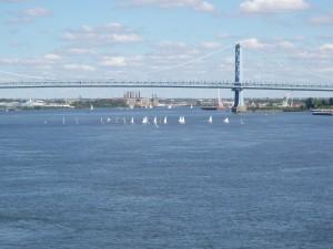 Dockside view_sailboats