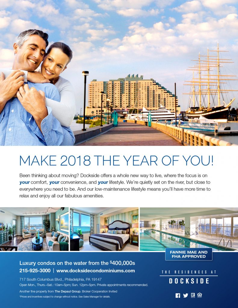 Copy of Email from Residences at Dockside campaign_Feb 2018