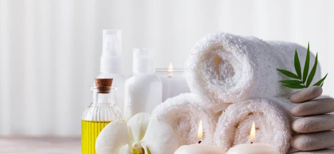 How to Create a Spa Feeling at Home