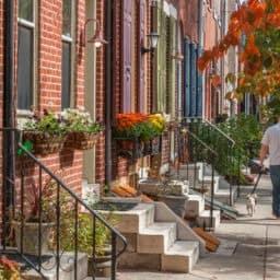 Queen Village Philadelphia