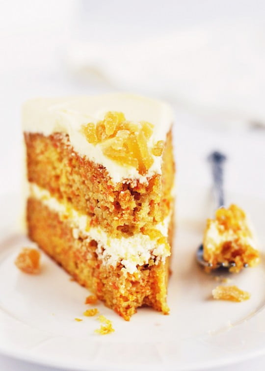 APPLE ORANGE CAKE