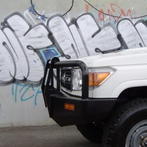 WAB – Steel Bullbar 2 Post Style