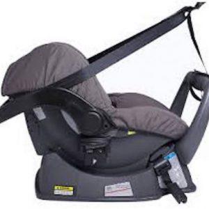 Child Restraints – Rear Passenger Seats