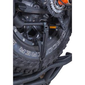 Bike Carrier 4 Bike – Spare Wheel Mount