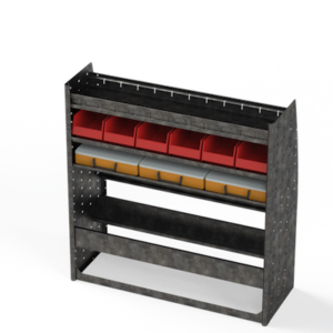 Electricians 1170mm Shelving Bay
