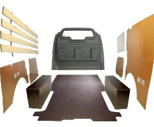 Cargo Area Plywood Floor