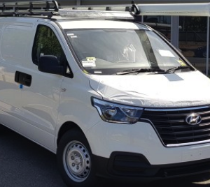 DreamRider – Alloy Trades Style Roof Rack 2.3m