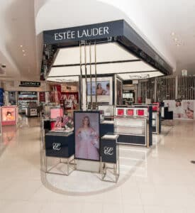 Estee Lauder Commercial Remodeling Project
