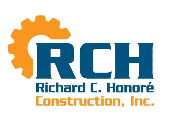 Richard C Honore Construction Inc. Logo