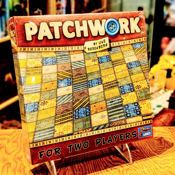 Minotaur Games Gifts Crafts Kingston Ontario 2player strategy patchwork