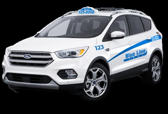 Hamilton taxi - Ford Escape