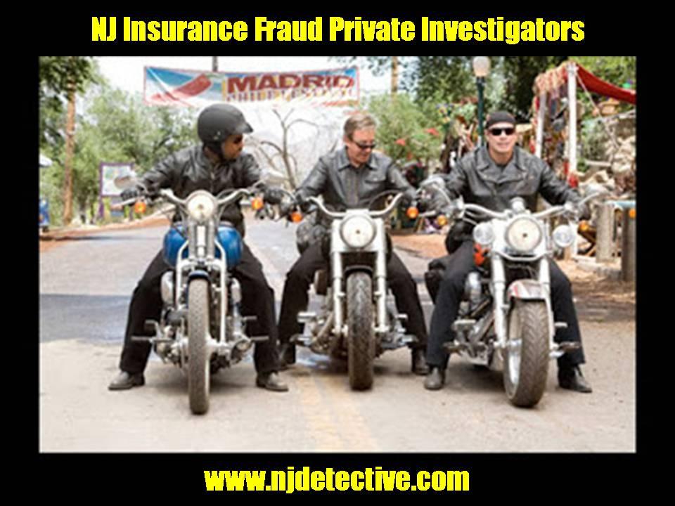 NJ Insurance Fraud Private Investigators
