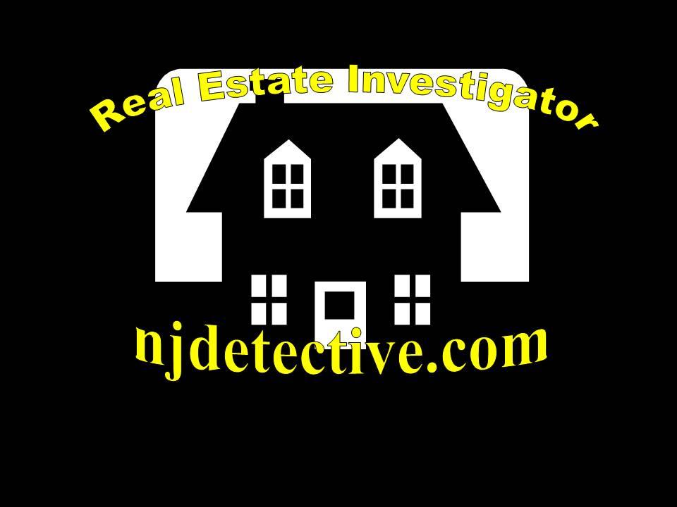 Real Estate Investigator