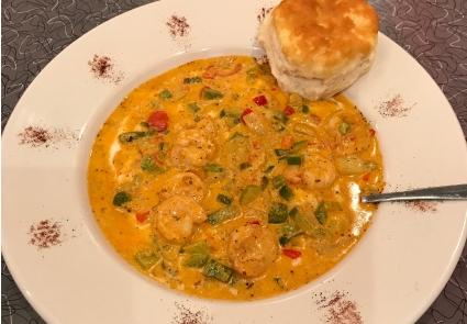 shrimp and grits diner charlotte