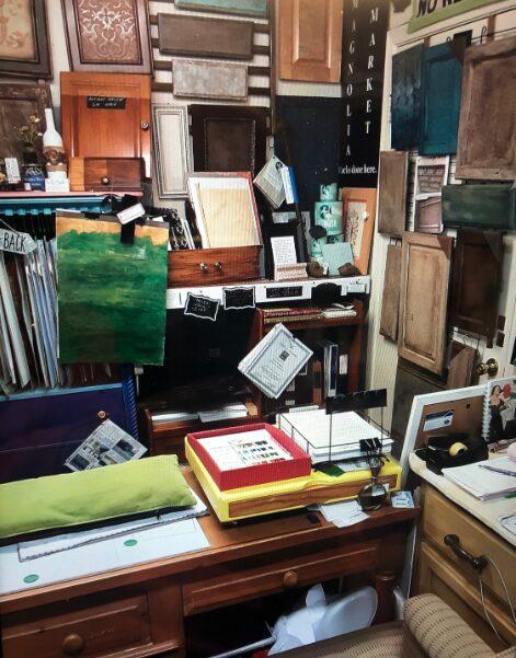 Vintage Paint and Plasters