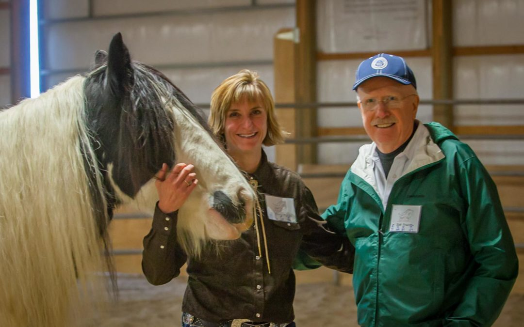 Testimonial: Dr. Bob Frazer. What does a coach have to say about BraveHeart Equine Coaching?