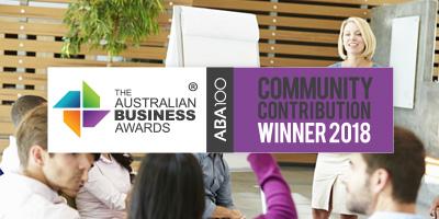 Community Contribution Awards 2018