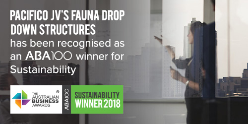 Pacifico JV's Fauna Drop Down Structures