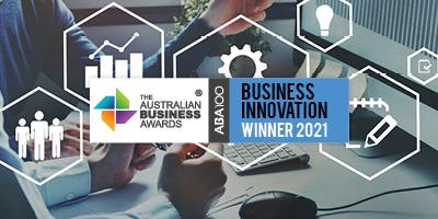 Business Innovation Awards 2021