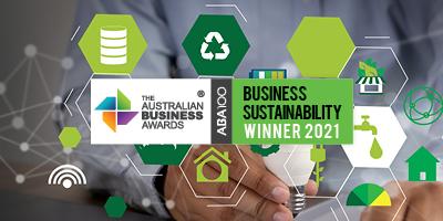 Business Sustainability Awards 2021