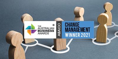 Change Management Awards 2021