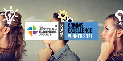 Comms Excellence Awards 2021