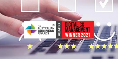 Digital CX Management 2021