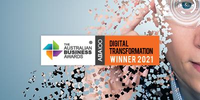 Digital Transformation Awards 2021