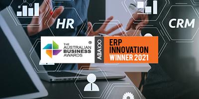 ERP Innovation Awards 2021