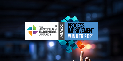 Process Improvement Awards 2021