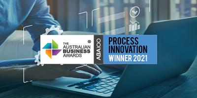 Process Innovation Awards 2021