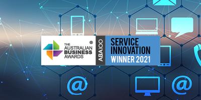 Service Innovation Awards 2021
